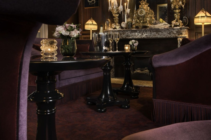 Le speakeasy du Fouquet's